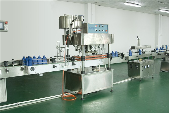机头水生产设备
