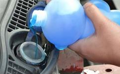汽车玻璃水配方 | 汽车玻璃水的分类!