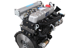 叉車柴油發動機三種方法清除內部積碳分享