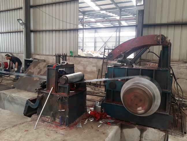 镀锌带钢生产工艺