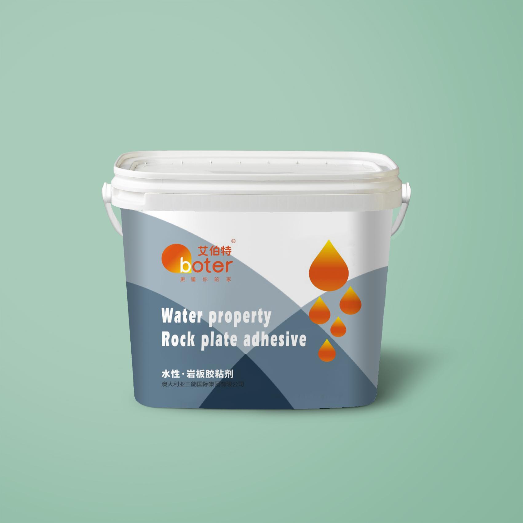 水性岩板胶粘剂