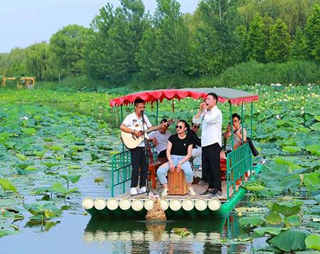 详细讲解竹筏的起源
