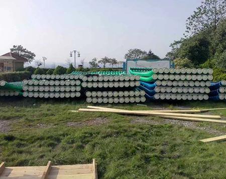 塑料竹筏制作
