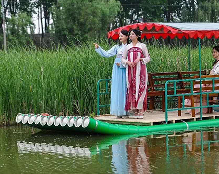 旅游竹筏厂家