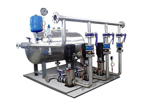 二次变频供水设备