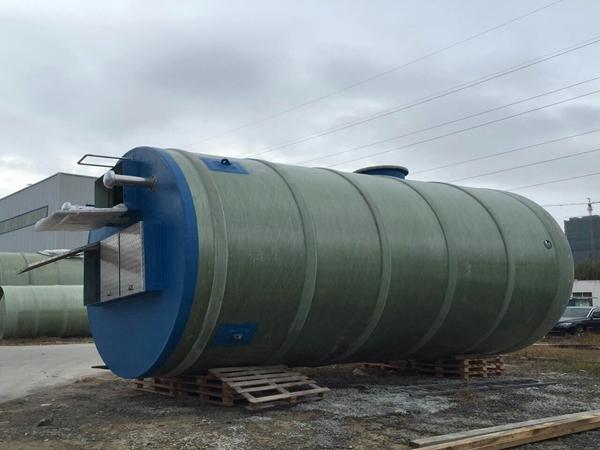 一体式预制泵站厂家