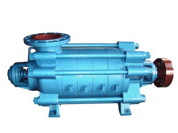 多级泵选型