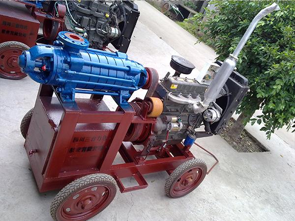 柴油水泵机组