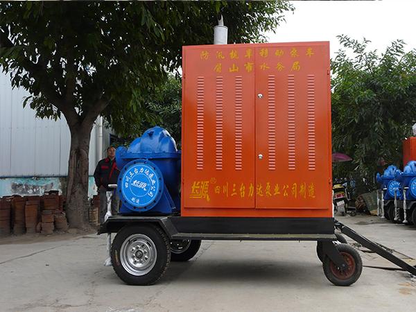 8寸柴油水泵