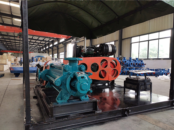 高压柴油机泵