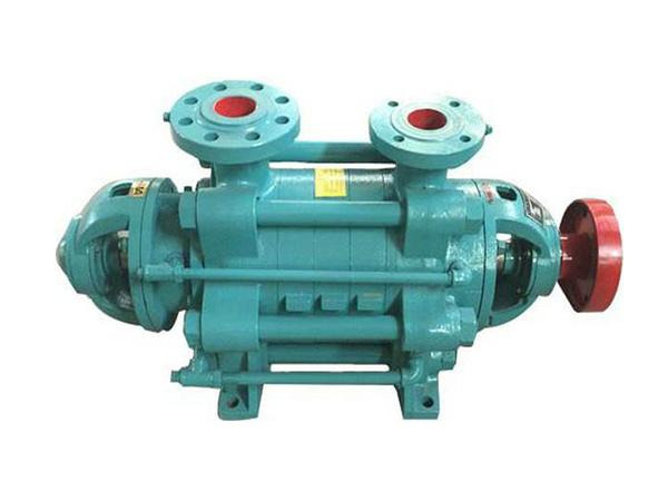 自平衡多级泵