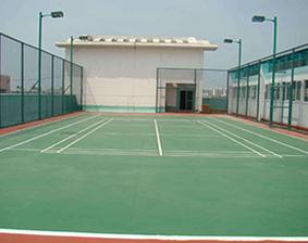 西安网球场护栏