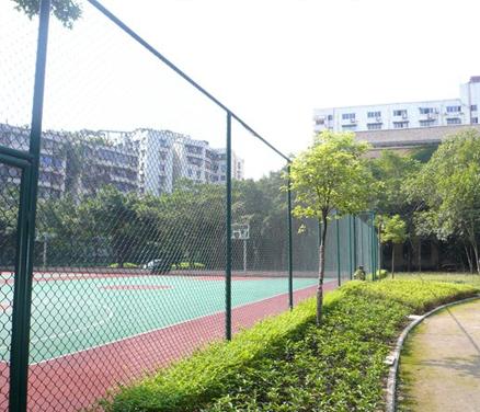 西安篮球场围栏