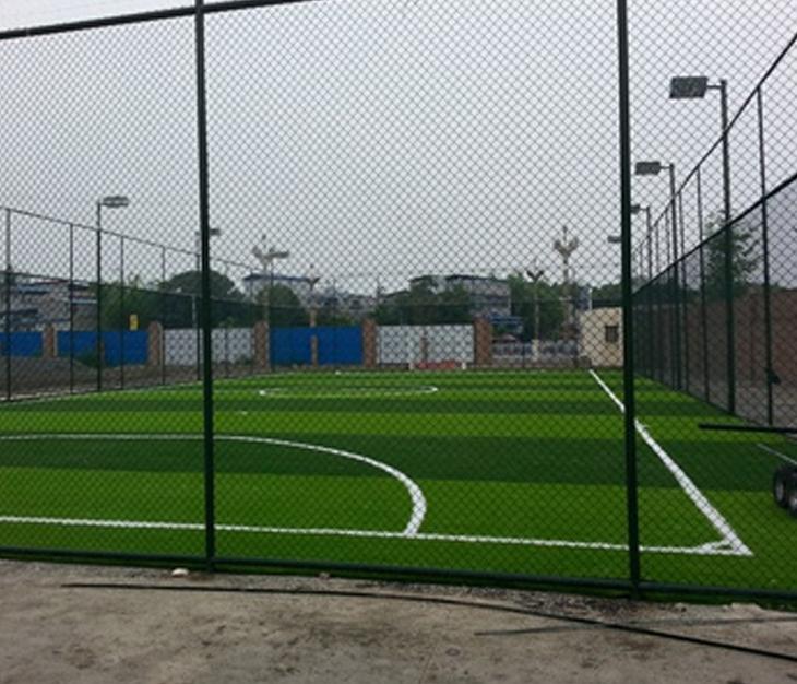 西安体育足球场护栏