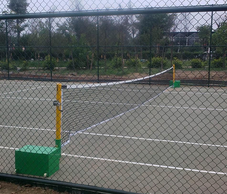 羽毛球场护栏