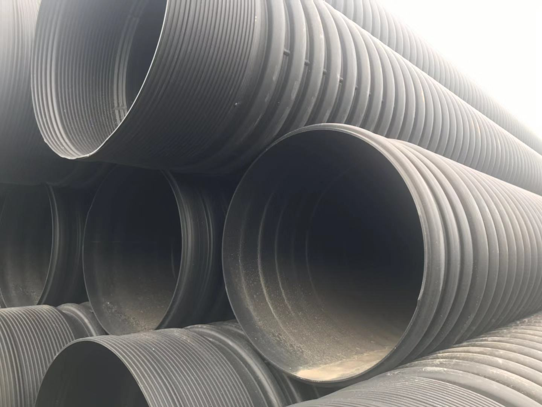 HDPE双壁波纹管的需求逐年上升