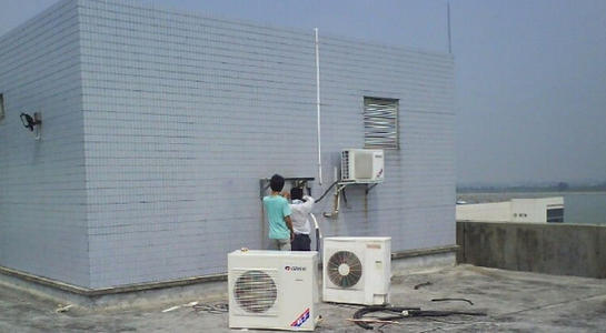 变频空调移机的全过程什么样?