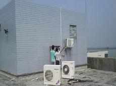 工厂空调移机