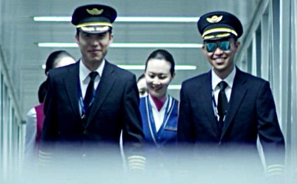 中国南方航空宣传花絮