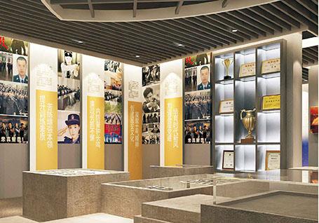 沈阳园区展厅设计公司