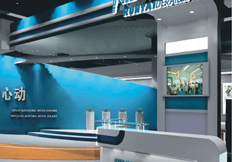 沈阳数字化展厅设计公司