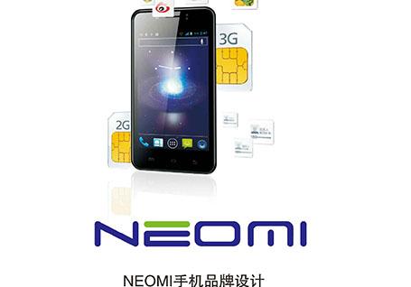 俄罗斯Neomi手机平面设计