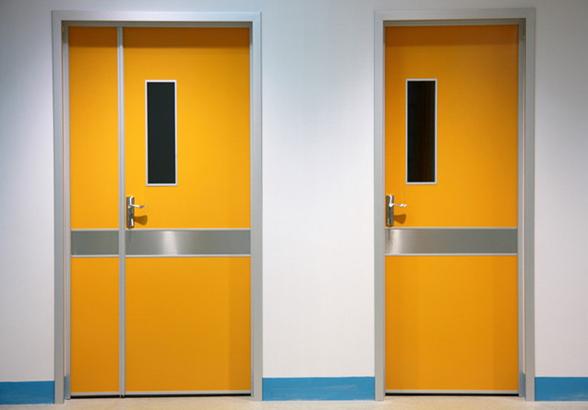醫院氣密門的特點與技術特征