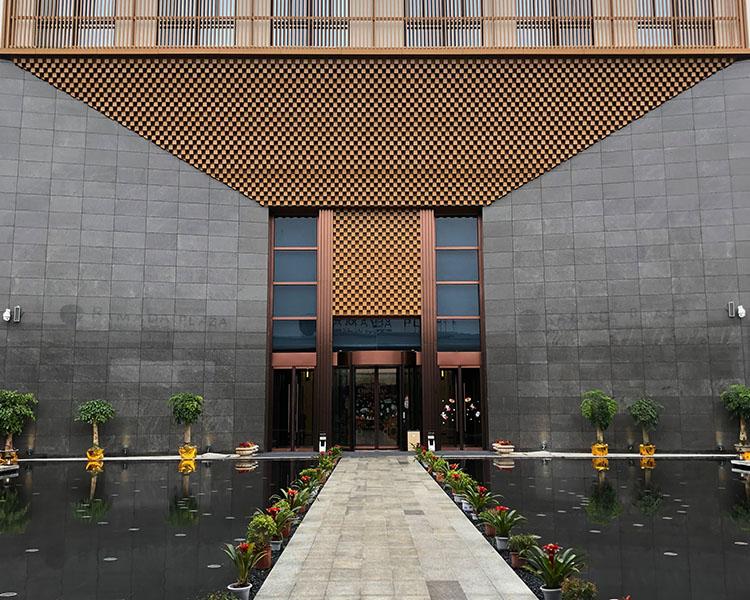 南平建陽華美達五星級酒店