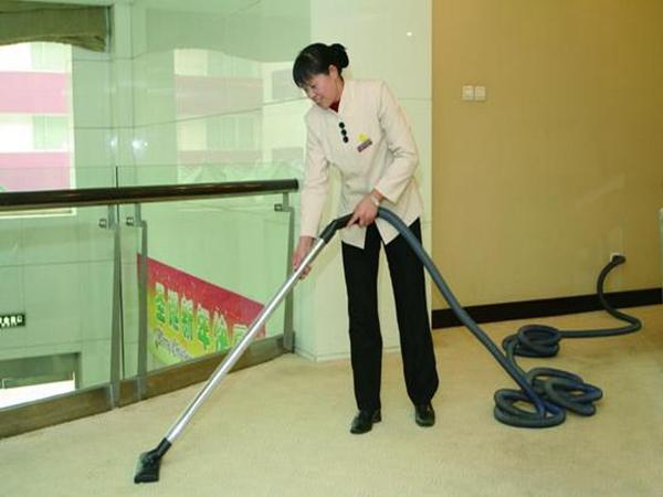 正规保洁公司占比并不是很高