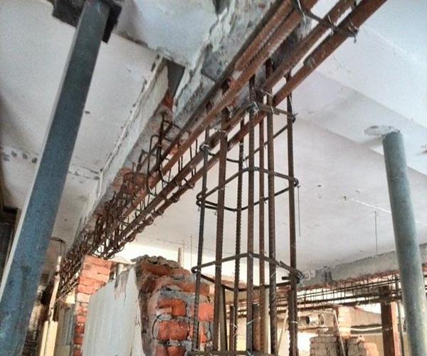 建筑加固应该遵循的工作程序有哪些?