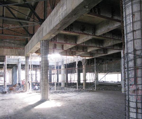 建筑加固改造施工过程必要注意的安全措施