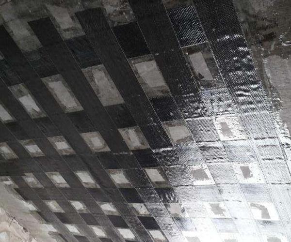 楼板碳纤维加固
