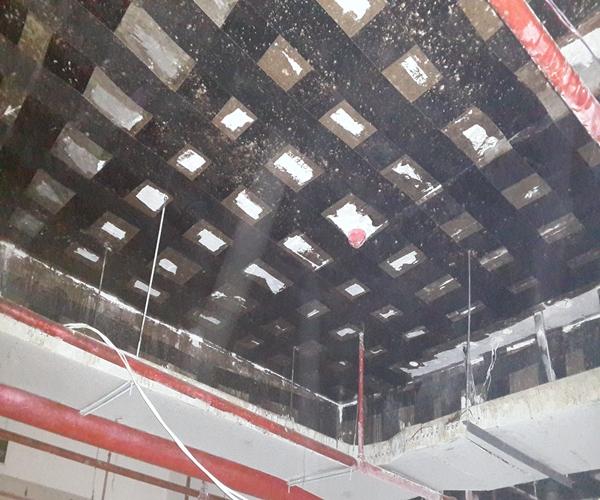 碳纤维加固楼板