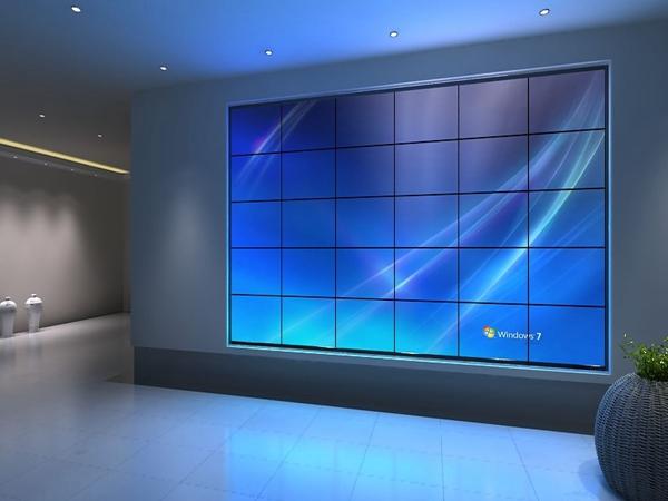 成都会议市安装室内P4全彩LED显示屏安装