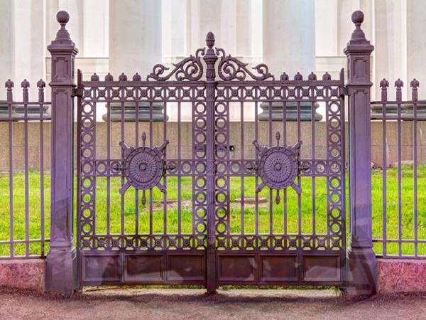 绵阳铝艺庭院大门的分类及产品的三种特性