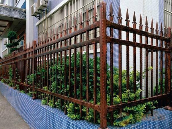 绵阳铁艺护栏
