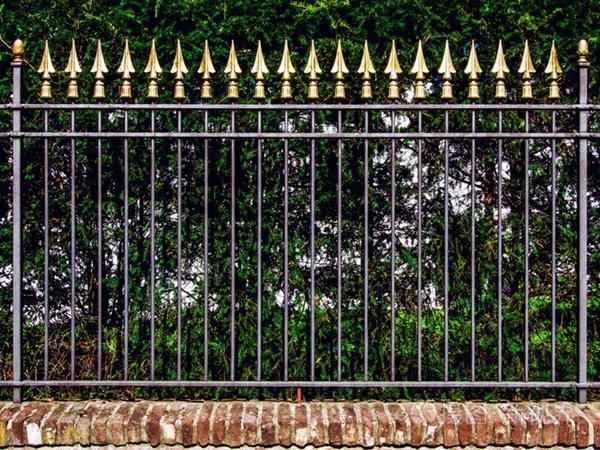 绵阳铁艺围栏