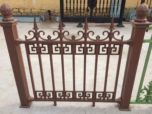 绵阳铝艺护栏围栏
