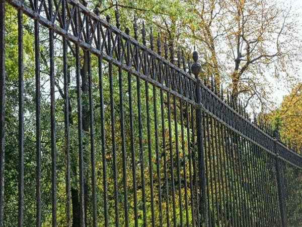铁艺栅栏围栏