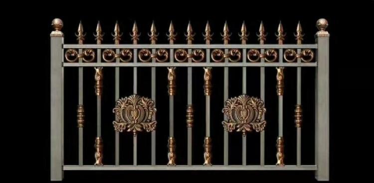 绵阳铁艺栅栏