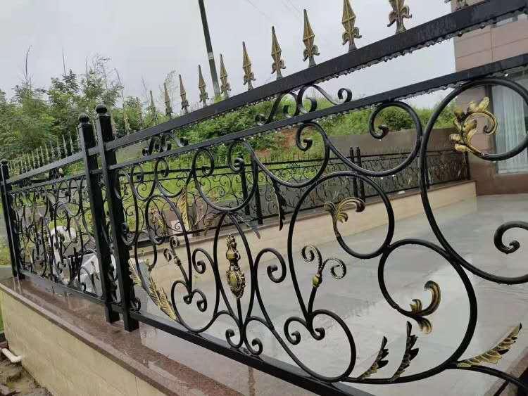 绵阳铁艺栏杆