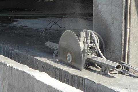 现代建筑施工中使用混凝土切割有什么好处!