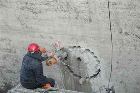 贵州墙体切割开槽施工