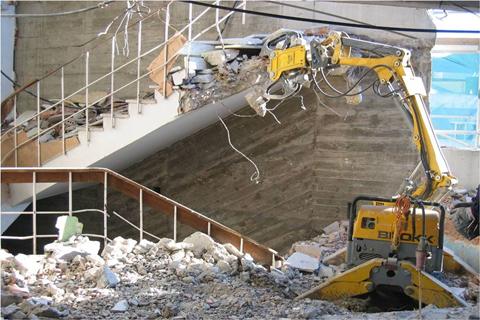 挖掘机出租服务