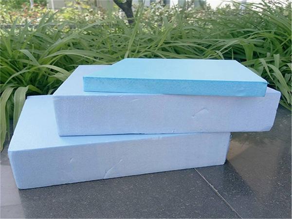 挤塑板生产过程