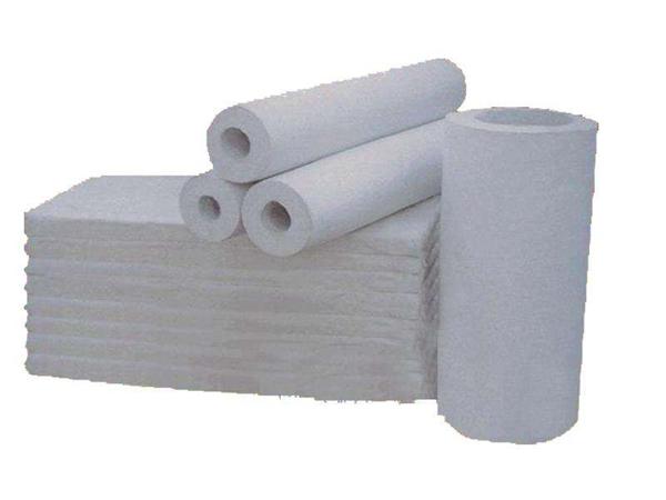 绵阳硅酸铝纤维毯