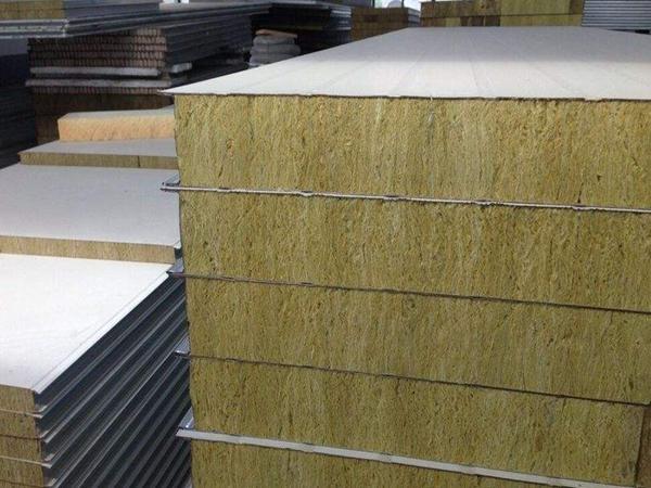 绵阳屋面岩棉板