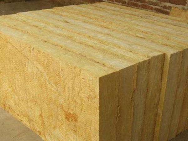 绵阳外墙保温岩棉板