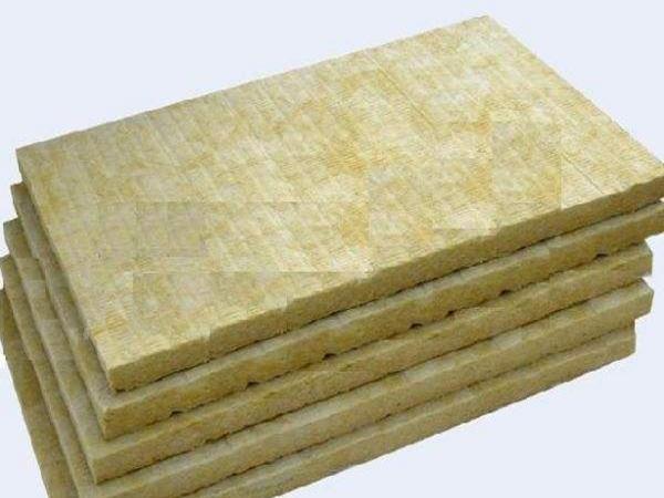 绵阳外墙岩棉板