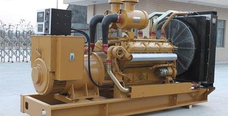 上柴发电机组在使用时出现机油中有柴油故障有哪些缘由?